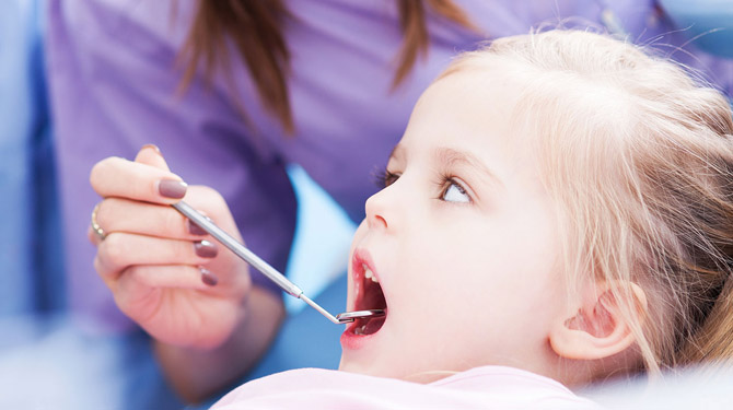 Image result for dental kids services
